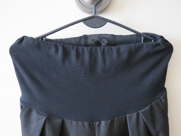 wizytowe spodnie ciążowe