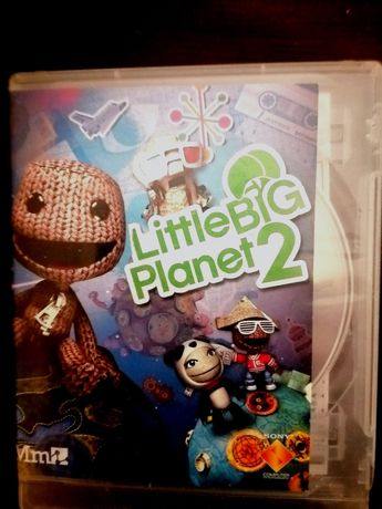Gra ps3 Little Big planet 2