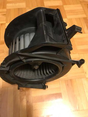 Wentylator nawiewu + Opornik rezystor dmuchawy, Audi A6C6