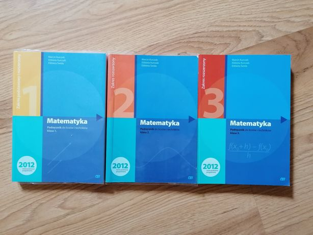 podręczniki do matematyki