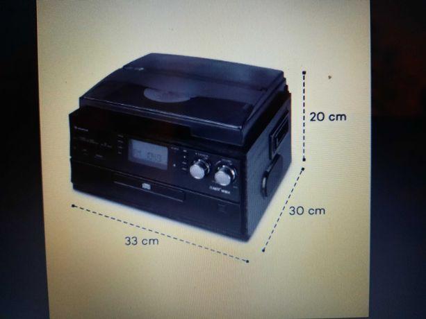 Gramofon retro auna