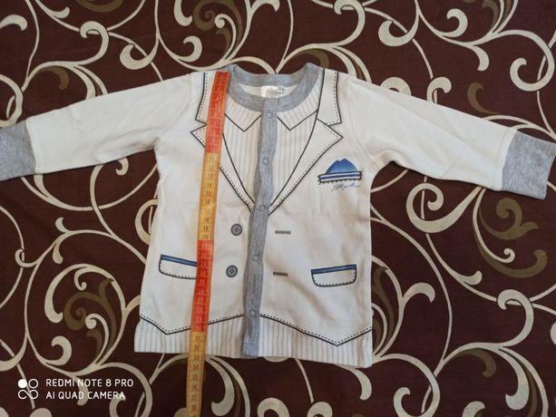 Реглан (рубашка) для мальчика. Возможен обмен.