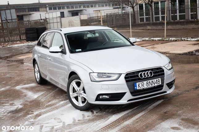Audi A4 automat side/lane assist bixenon skrętny LED navi PL oryg. przebieg