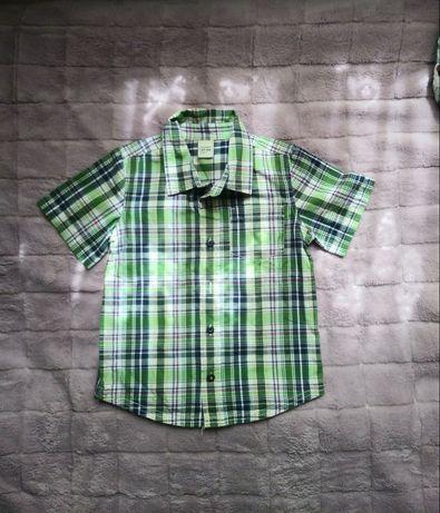 Классная рубашка на мальчика old navy