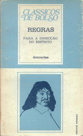 Regras para a direcção do espírito_Descartes_Estampa