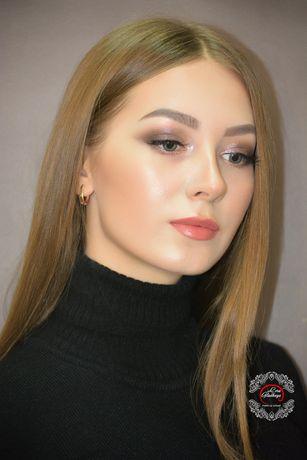Макияж, коррекция и покраска бровей Днепр! Обучающие курсы макияжа