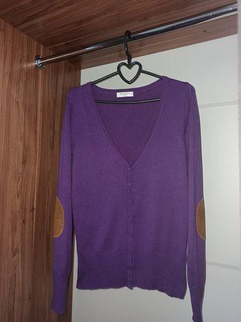 Кофточка фиолетовая