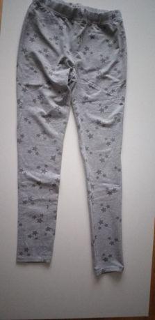 Spodnie, legginsy dziewczęce rozm.164