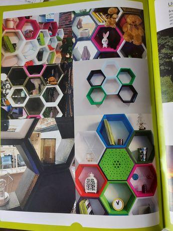 Element modułowy  Honeycomb hurt detal
