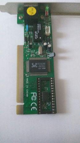 Сетевой адаптер Gembird Fast Ethernet(Чип RTL8139D)