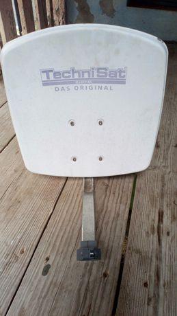 Antena parabolica technisat 33cm alumínio