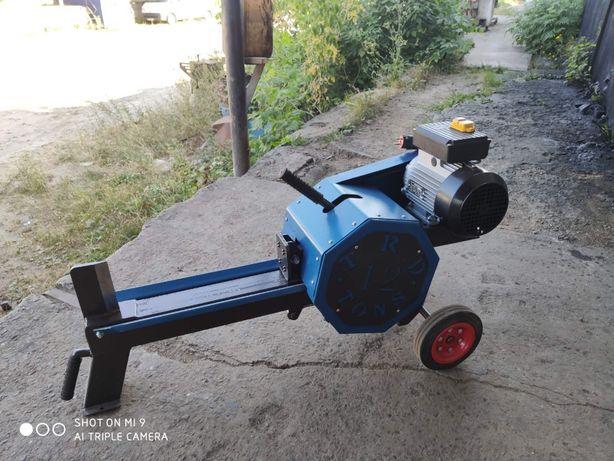 Реечный дровокол TRD-12 для сада, деревни, муниципального хозяйства
