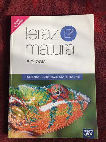 Zadania i arkusze maturalne z biologii Teraz Matura