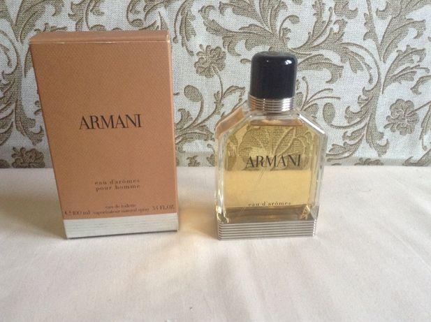 Armani Eau d'Aromes- мужская туалетная вода 100мл. оригинал!