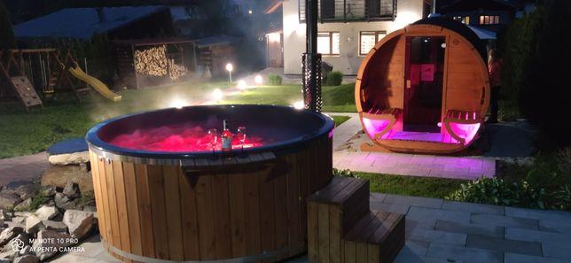 Willa Małgorzata sauna  jacuzzi basen dom na wyłączność 11 osób