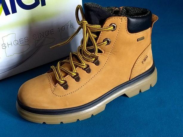 Зимние ботинки на мальчика Primigi Gore-Tex, 33 размер