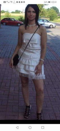 Sukienka wieczorowa, rozmiar S