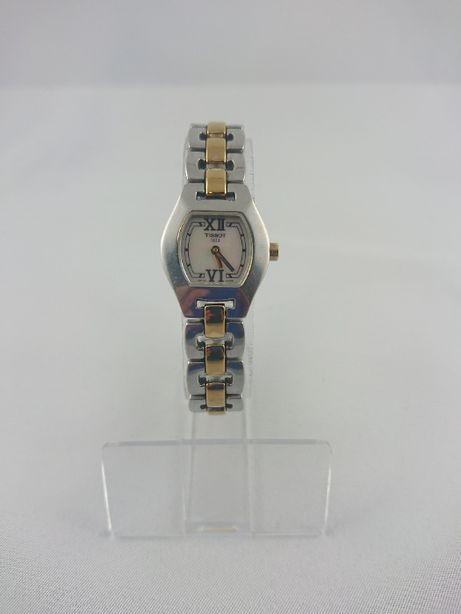 Oryginalny Zegarek damski TISSOT 1853 G333 Perłowa tarcza Swiss made
