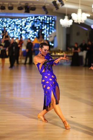 Продам платье Латина бальные танцы