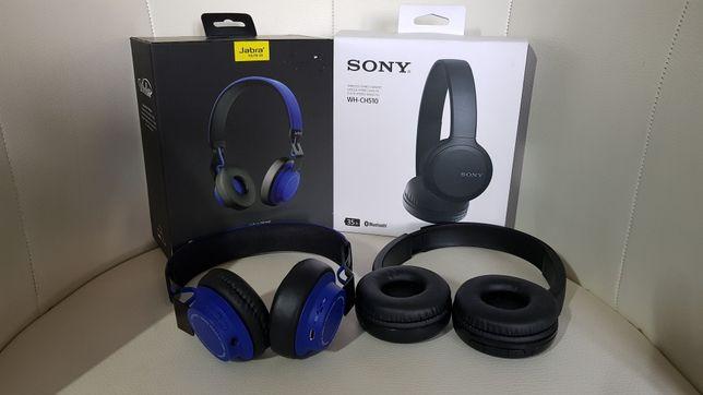 Sony WH CH510 . Jabra Move bezprzewodowe.