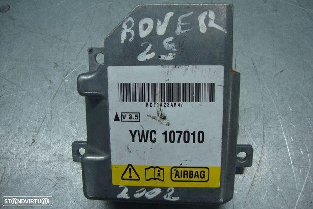 Centralina de airbag Rover 25 YWC107010