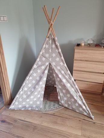 Tipi - namiot dla dzieci