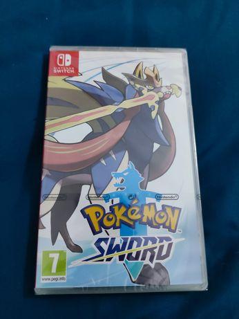 Switch - Pokemon sword com selo igac e selado