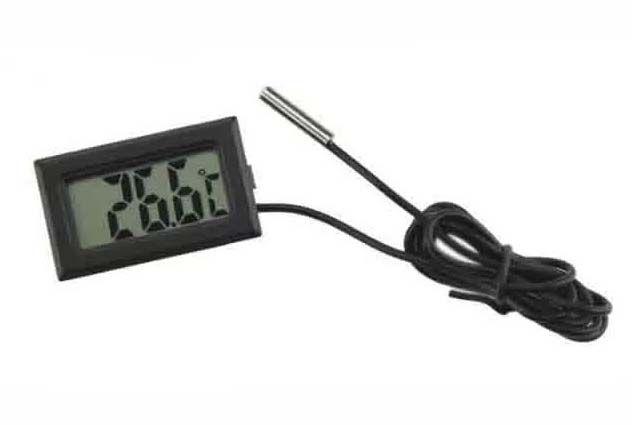 Цифровой термометр для аквариума, холодильника