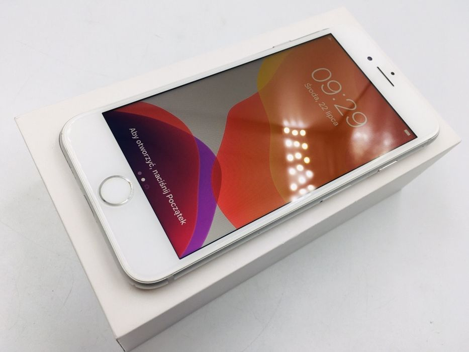 iPhone 8 64GB SILVER • PROMOCJA • GWAR 1 MSC • AppleCentrum Wrocław - image 1