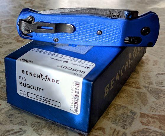 Benchmade Bugout 535 ОРИГИНАЛЬНЫЙ складной EDC нож