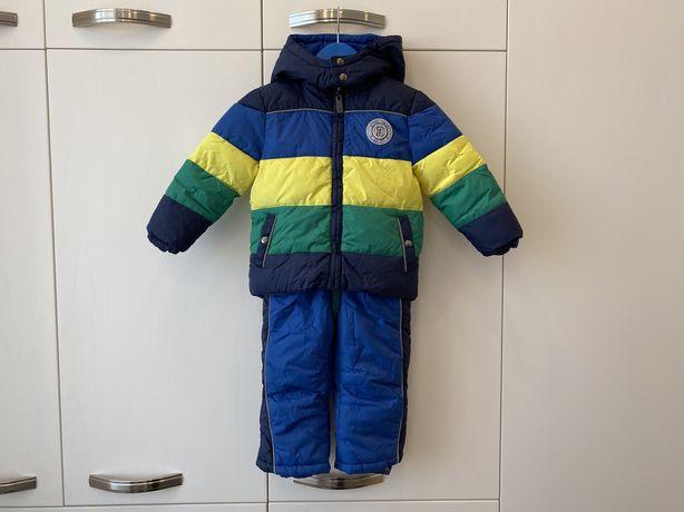 Комбинезон зима KANZ , размер 98