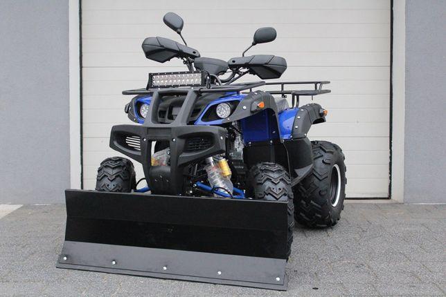 Quad BERETA 300XS 24 KM Manual, Szperacz, Licznik HAK, Dowóz Raty