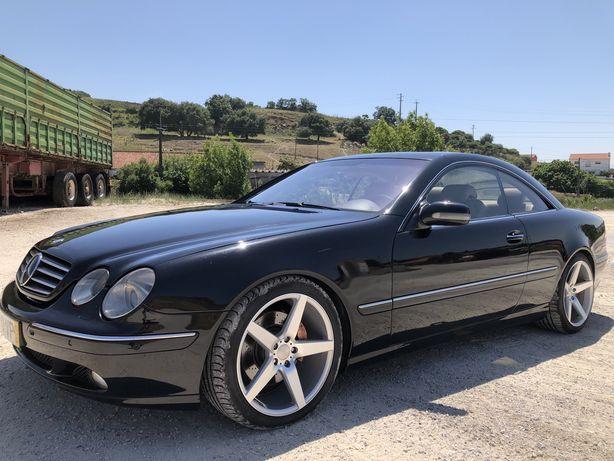Mercedes cl500 v8 306cv