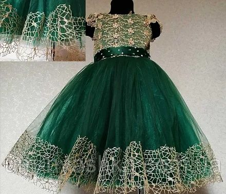Платье праздничное,нарядное. Ёлочка