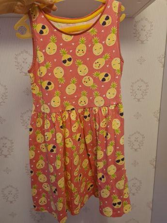 Sukienka na lato dla dziewczynki F&F r.122
