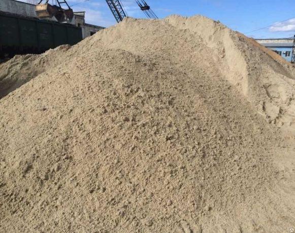 Песок мытый лиманский