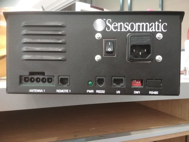 Контрольная коробка Sensormatic ZBSLPP2+АНТЕНА ZBSTPLP