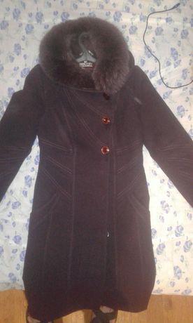 Пальто женское осенняя
