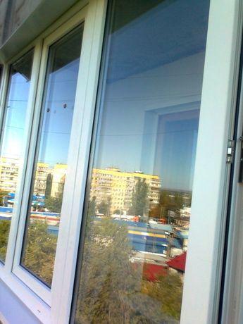 Окна и двери металлопластиковые от завода REHAU балконы, лоджии