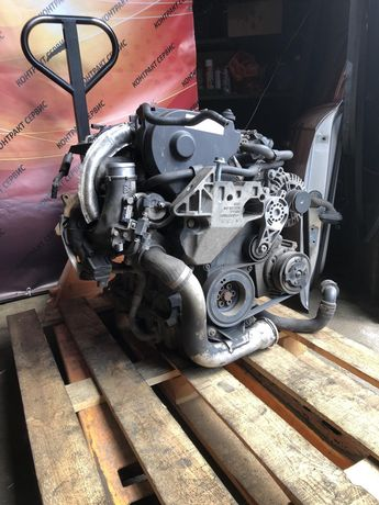 Двигатель BWA Seat/Skoda/Volkswagen 2.0л пробег 153 000 км