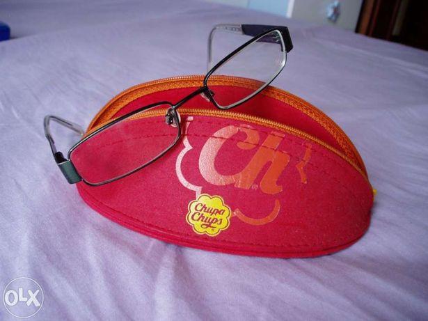 Armação de óculos de criança marca Chupa Chups