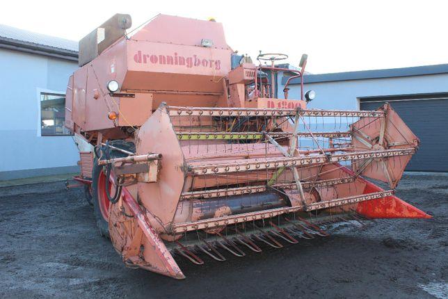 Kombajn zbożowy Dronningborg D1800