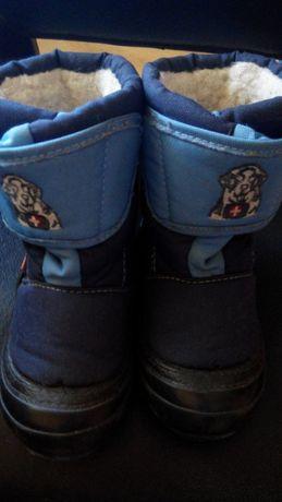 Ботинки зимние Demar 25 16,5см
