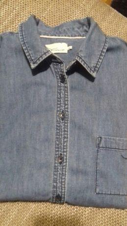Koszula damska dżinsowa Wyprzedaż