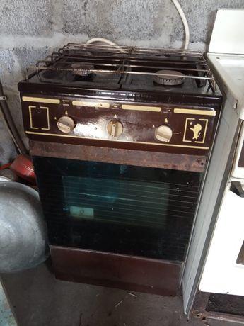 Газовая печь двухкомфорочная