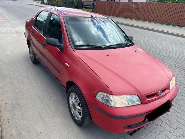 Fiat Albea 1.2 benzyna Sprawne Auto Długie Opłaty