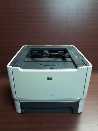 принтер лазерный HP Laser Jet 2015d пробег 19тысяч
