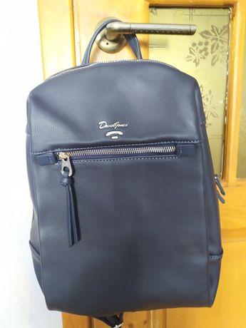 Новое! Франция! Оригинал!Фирменная деловая сумка-рюкзак David Jones