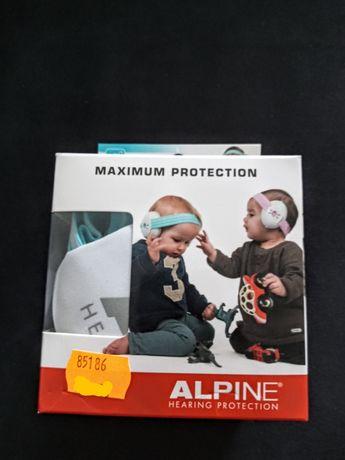 Słuchawki ochronne dla dzieci i niemowląt