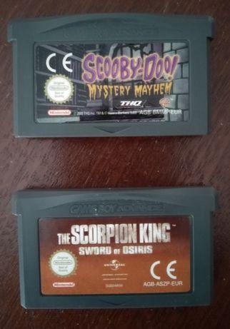 2 Jogos antigos da Nintendo para Game Boy